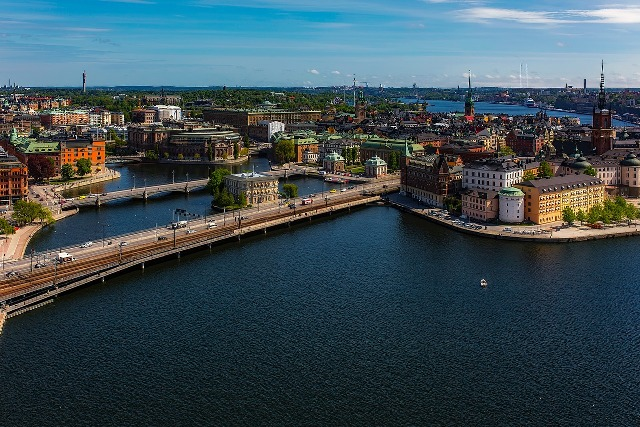 Know about Sweden landscape, stockholm city