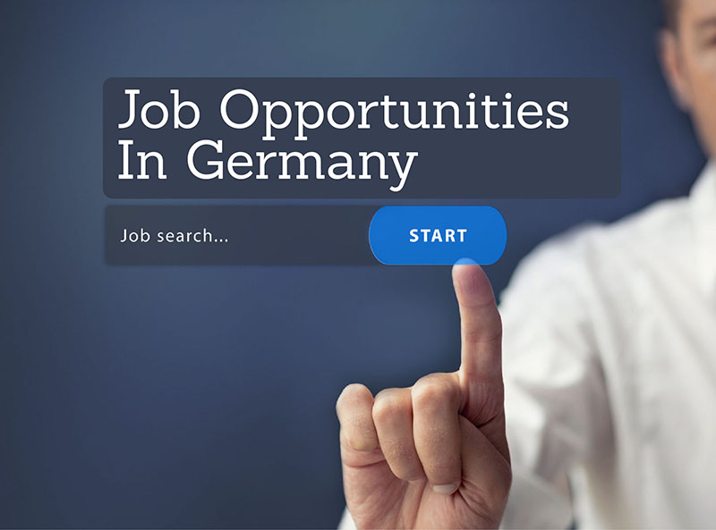 Job opportunities in germany